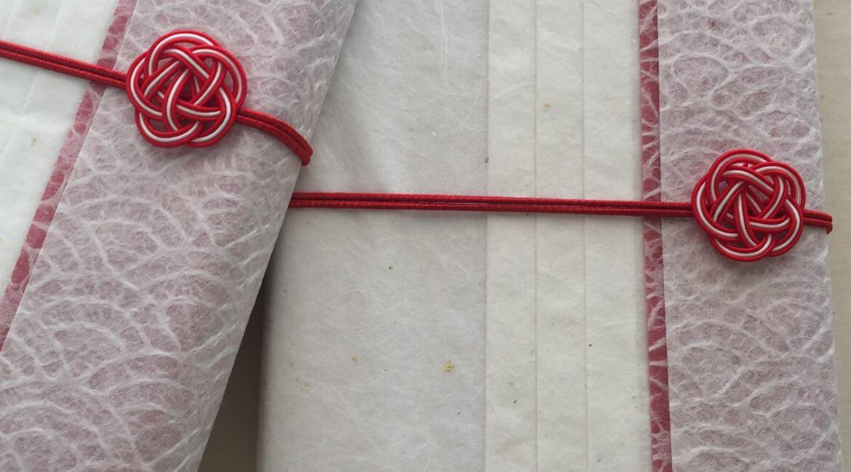 結婚式でのご両親への贈物には、お箸のギフトセット